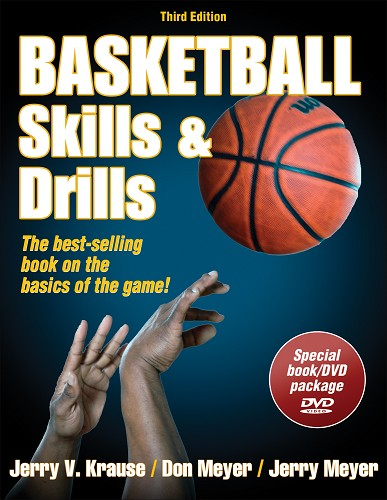 Basketball Skills and Drills by Jerry Krause