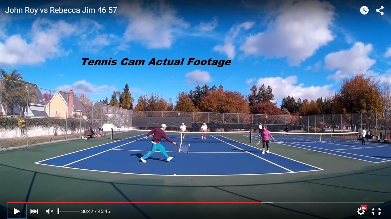 tennis match videos YouTube