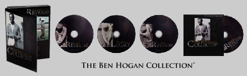 Ben Hogan DVDs