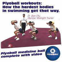 swimmers medicine ball workouts
