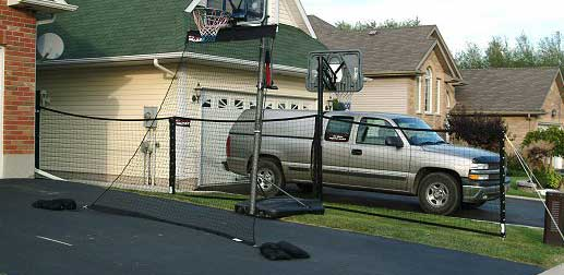 Basketball Guard Nets