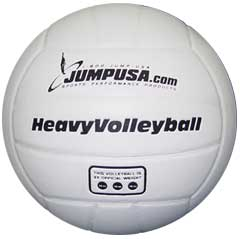 Heavy Weighted Volleyballs