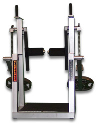 The High Stepper Hip Flexor Machine