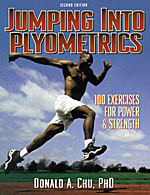 Jumping into Plyometrics Book