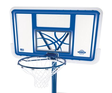 Portable Poolside Swimming Pool Basketball Hoop 44 in | JUMPUSA.com