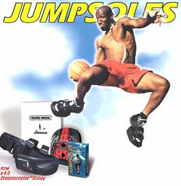 All NEW Jumpsoles v5.0 with MTP