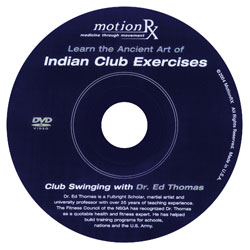 Indian Clubs (DVD Only)