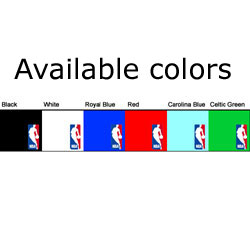 NBA Shooting Sleeve Colors