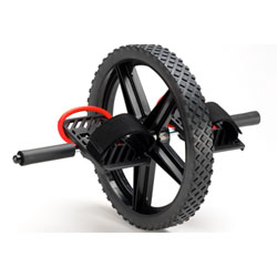 Power Wheel Core Back Ab Trainer