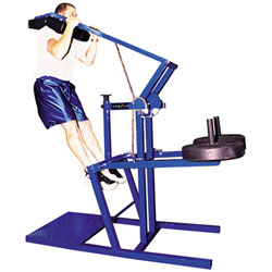 supercat vertical jump weight machine