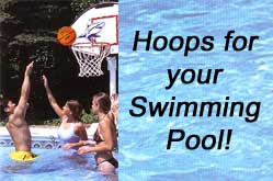 Swimming Pool Hoops