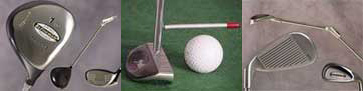 The Refiner Golf Club Set of 3