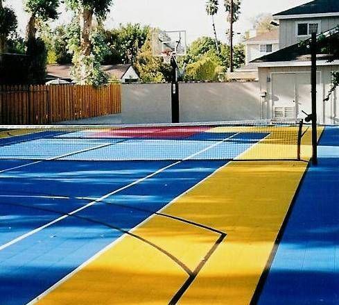 Basketball equipment supplier for Basketball court installation cost