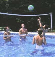 Volleyball for Swimming Pools