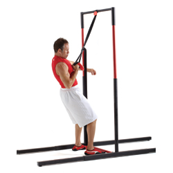 Suspension system gym
