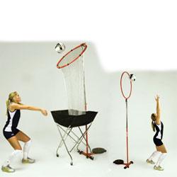 Volleyball Passing Target Hoop Basket Cart Jumpusa Com